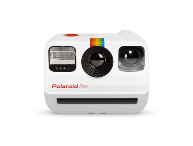 Polaroid Go Kamera - kleinste Kamera des Herstellers