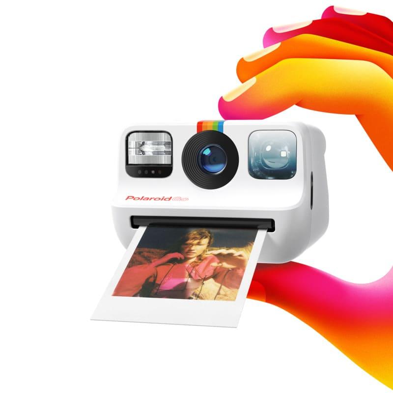 Polaroid Go Größenvergleich