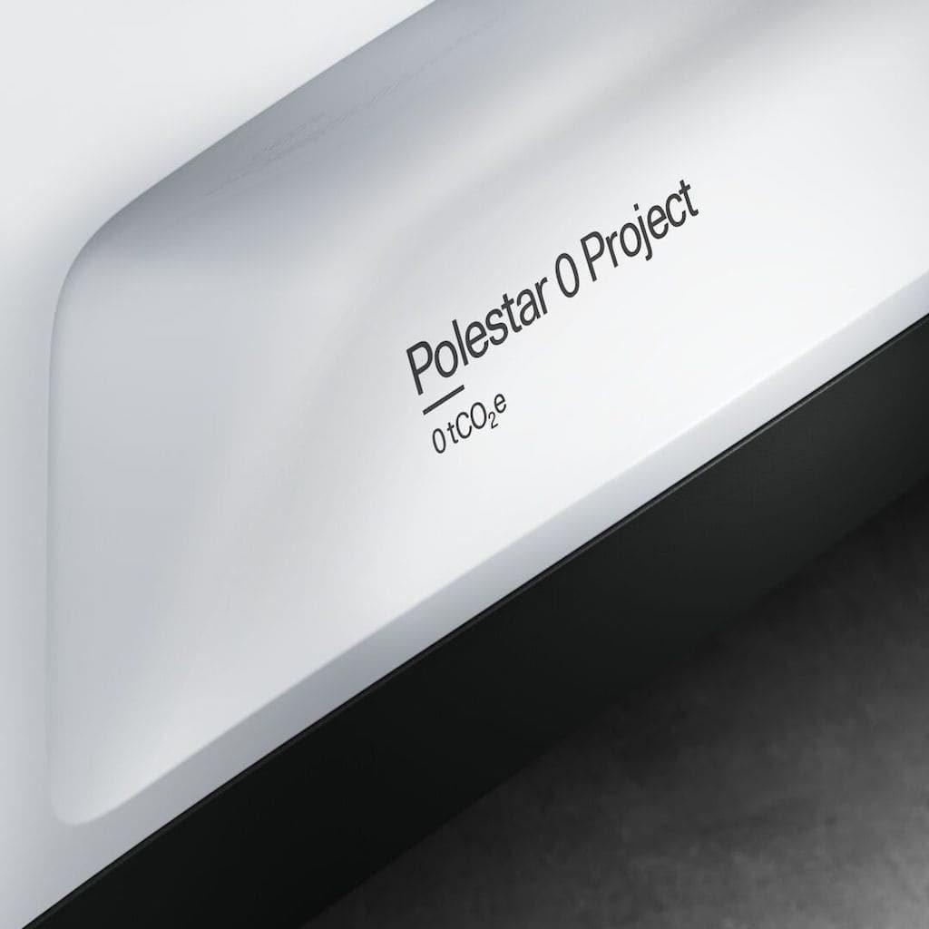 Polestar 0 Projekt für klimaneutrale E-Autos