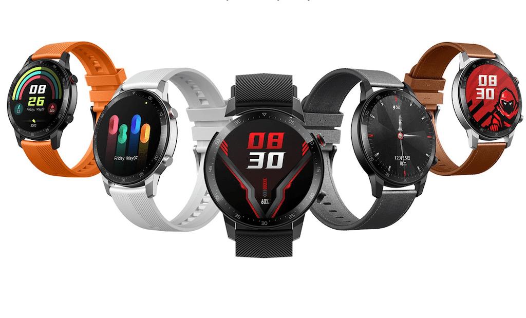 RedMagic Watch mit mehreren Straps