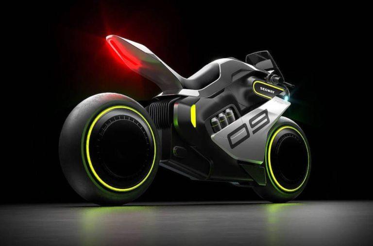 Segway Apex H2 Elektro-Motorrad