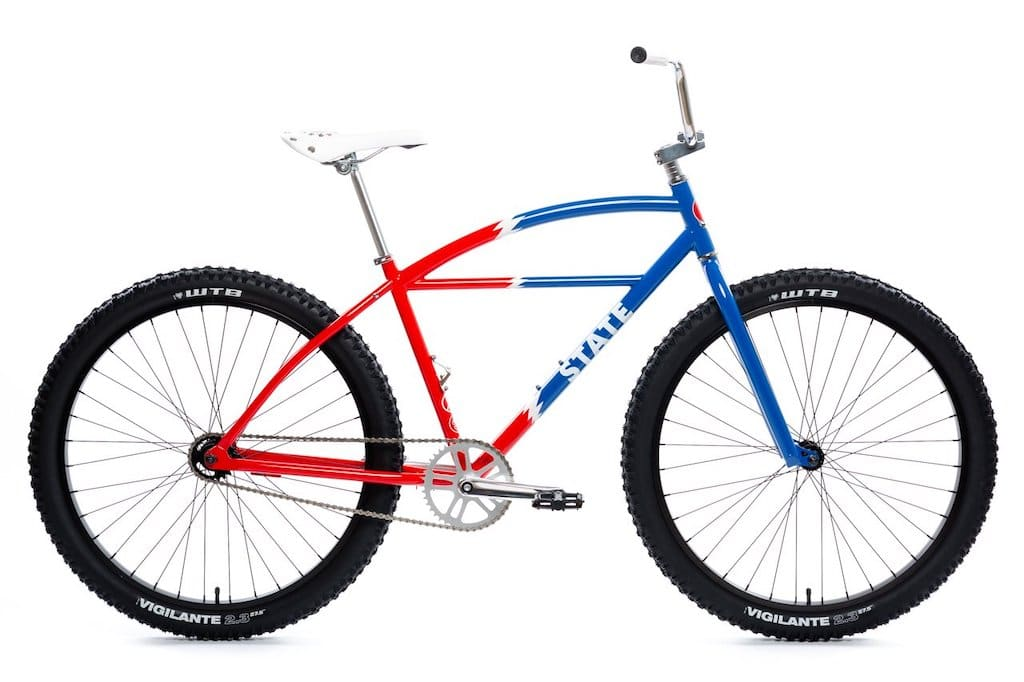 SBC Klunker von State Bicycle Co und Grateful Dead