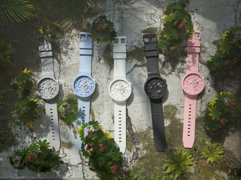 Swatch BIOCERAMIC Big Bold Uhren