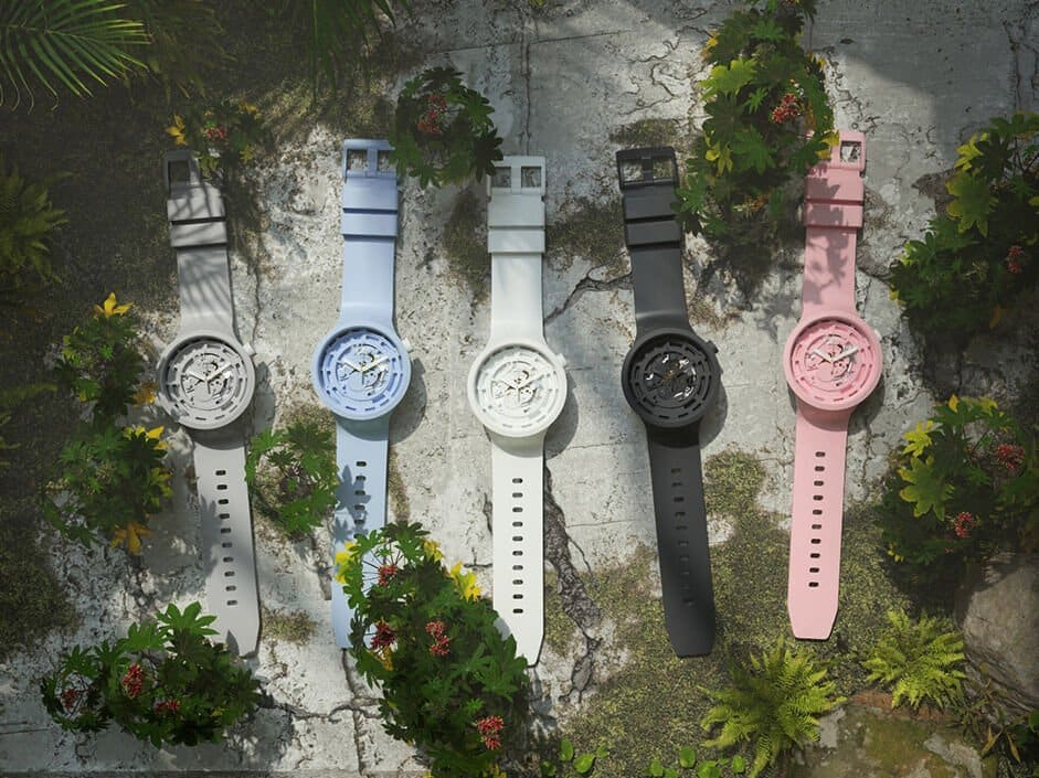 Swatch BIOCERAMIC Big Bold Uhren