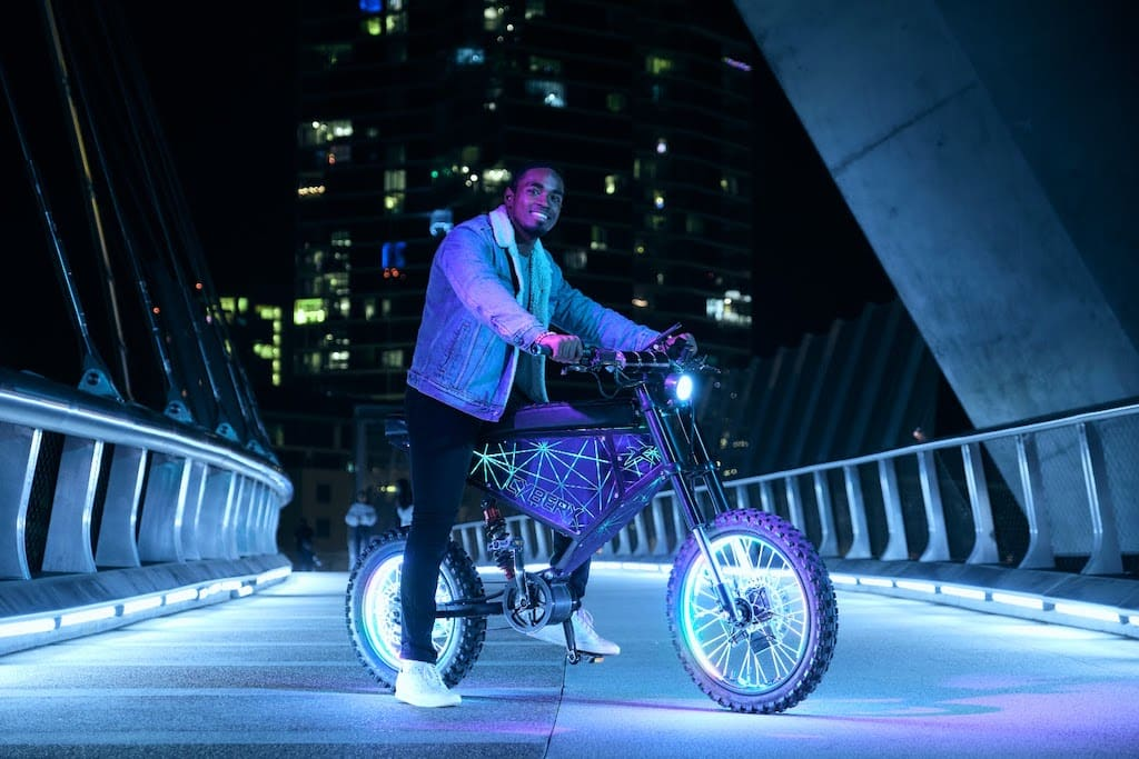 XION CyberX E-Bike oder Elektro-Motorrad?