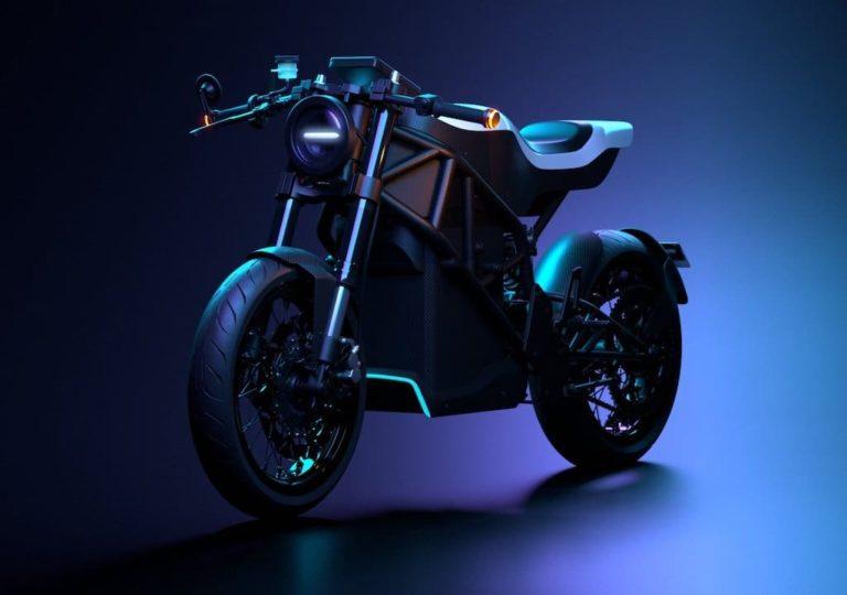 E-Motorrad Project Zero von Yatri Motorcycles