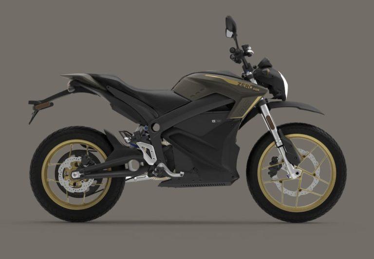 Zero DSR Elektro-Motorrad