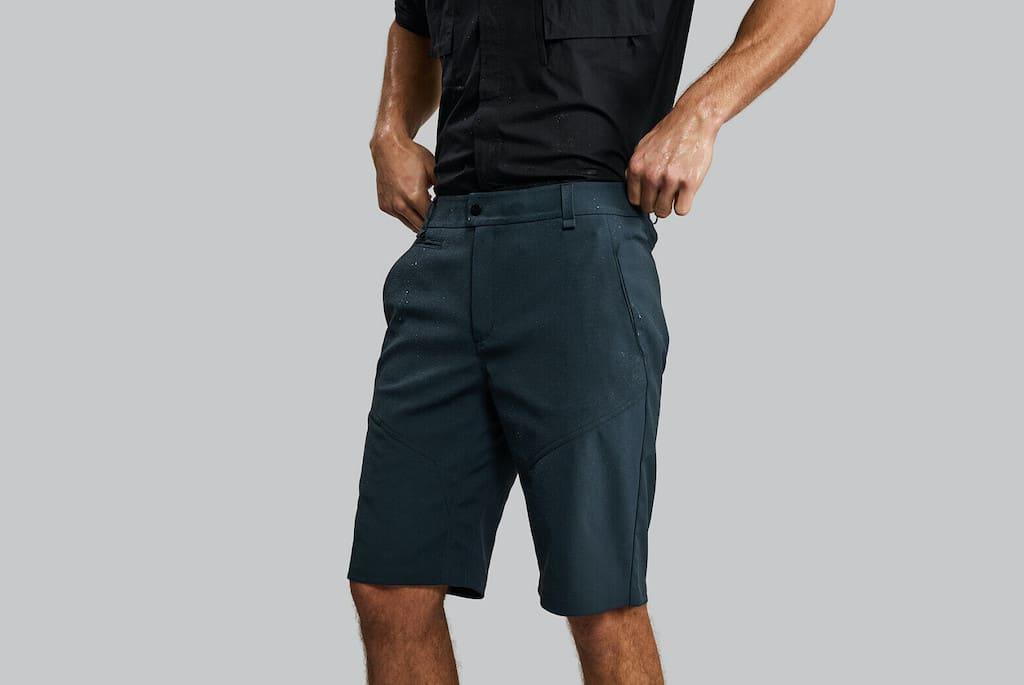 Vollebak 100 Year Shorts Navy Edition
