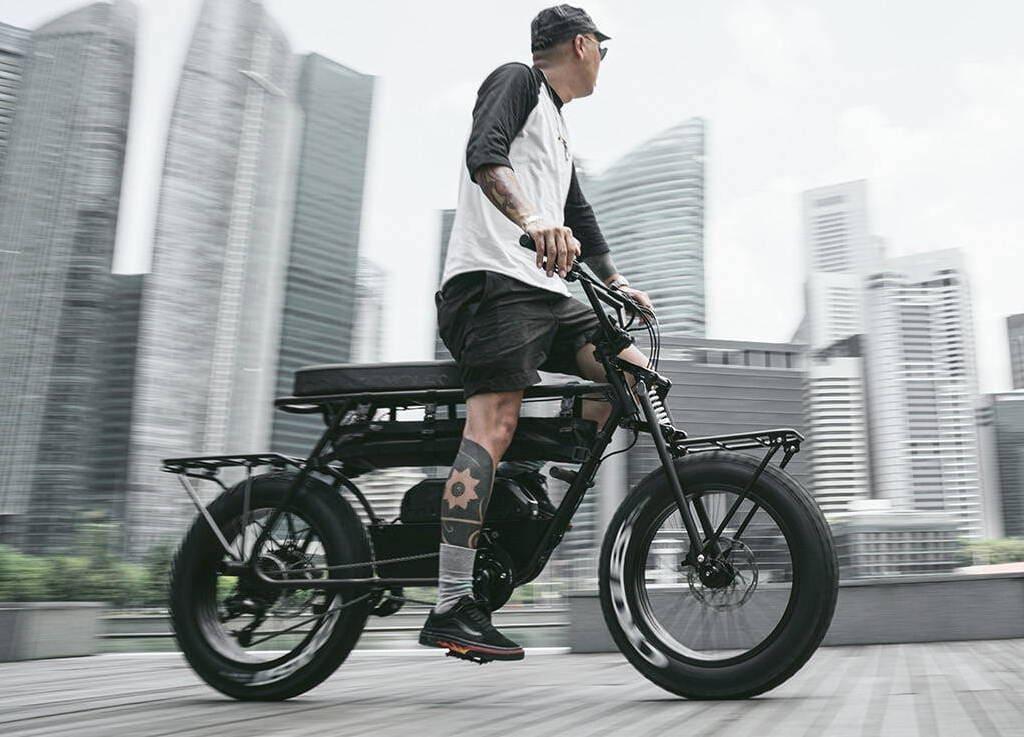 Das coole E-Bike Buzzraw Pro 250M