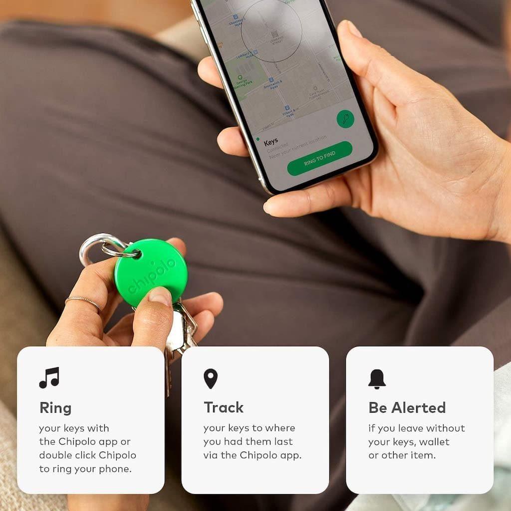 Chipolo ONE Spot mit der Apple Find My App