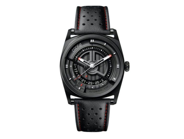 CODE41 AnomalyEvolution Black PVD Uhr