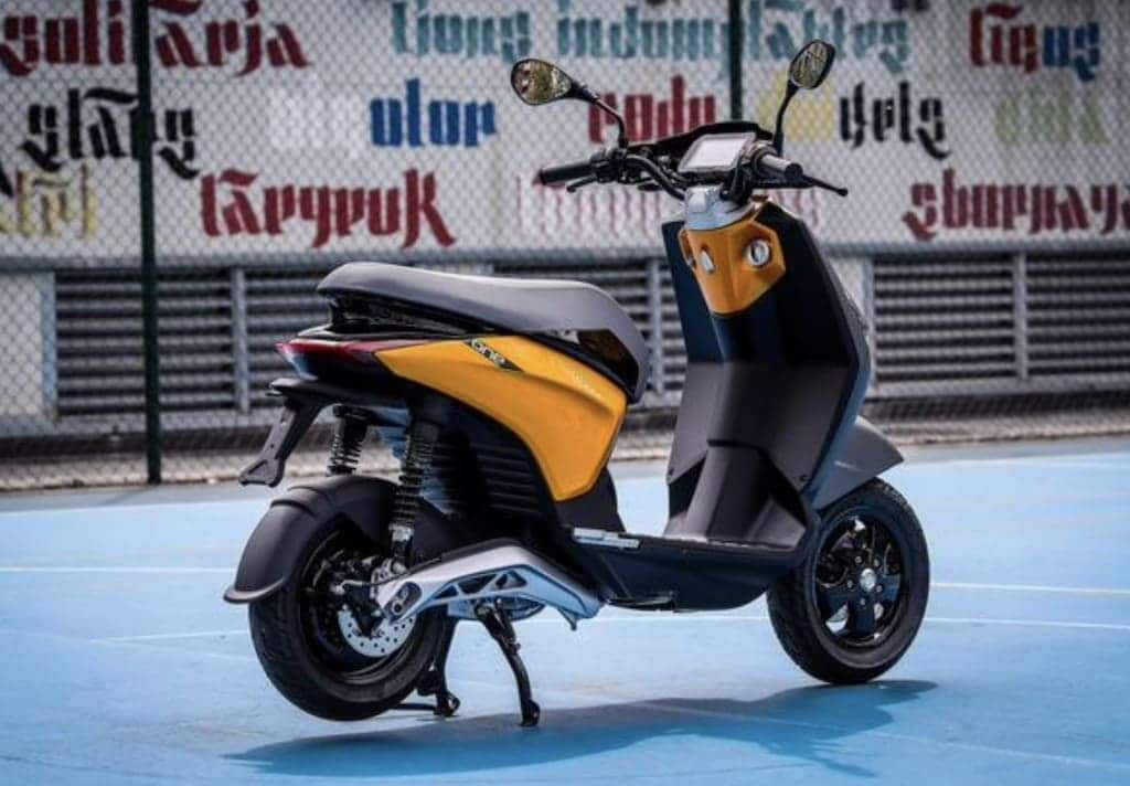 E-Scooter Piaggio ONE