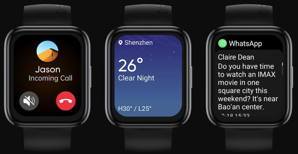 Smartwatch realme Watch 2 Pro Display