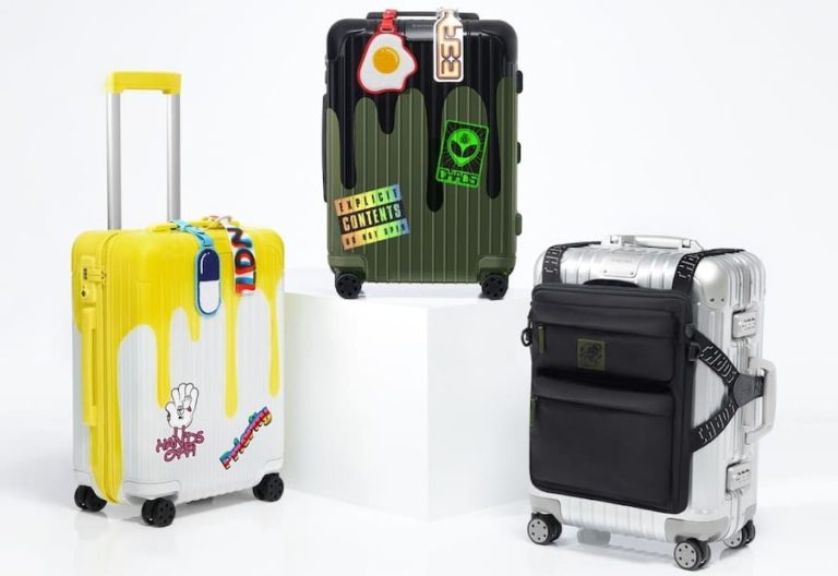 RIMOWA x CHAOS Koffer - Limited Edition