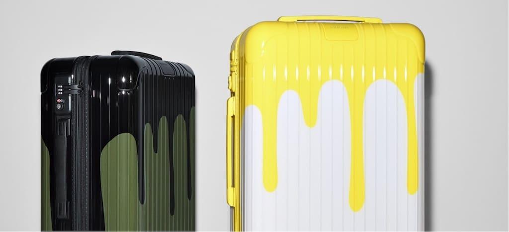 RIMOWA x CHAOS Gepäckstücke