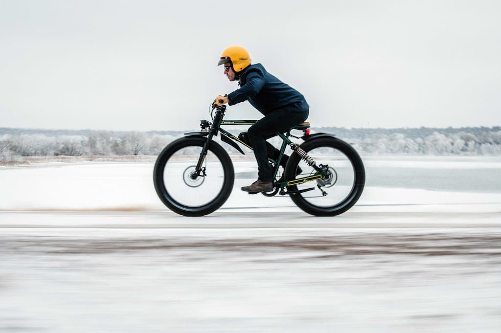 Ristretto 303 FS E-Bike Race
