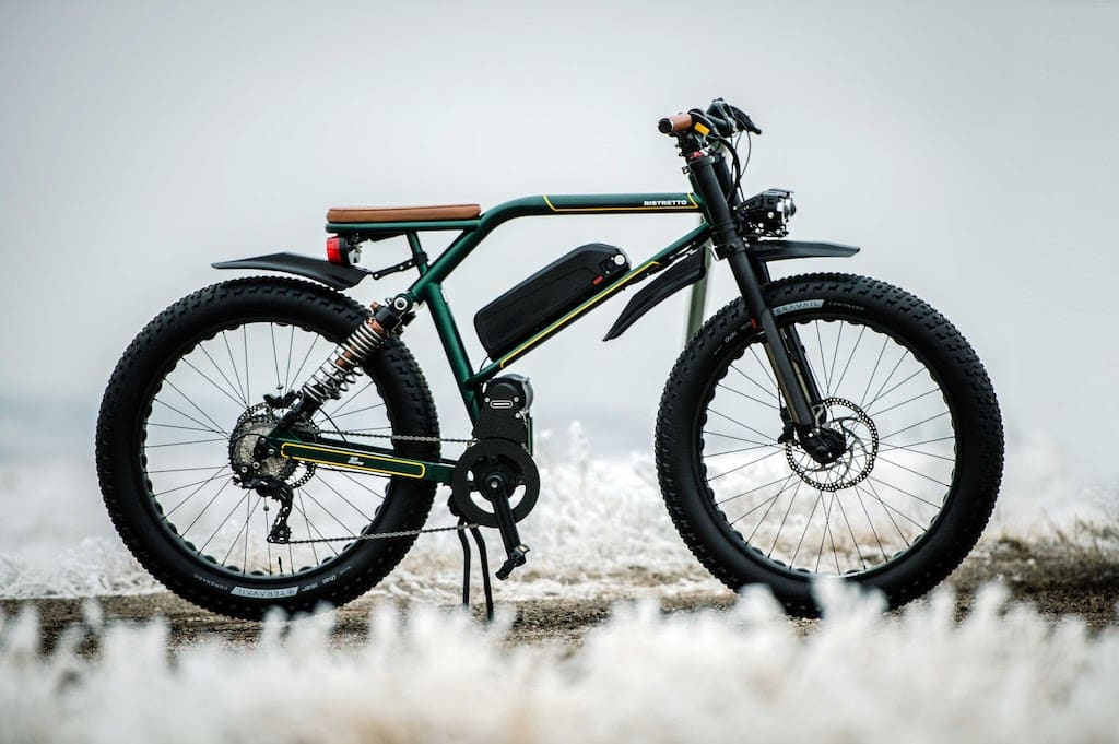 Ristretto 303 FS E-Bike