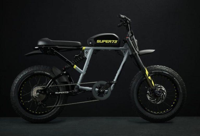 SUPER73-RX Rhino Gray E-Bike