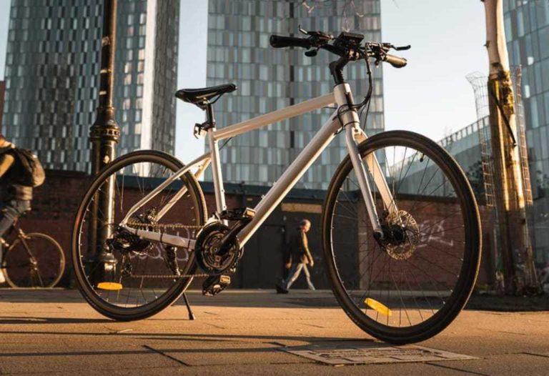 the PAPERBOY E-Bike