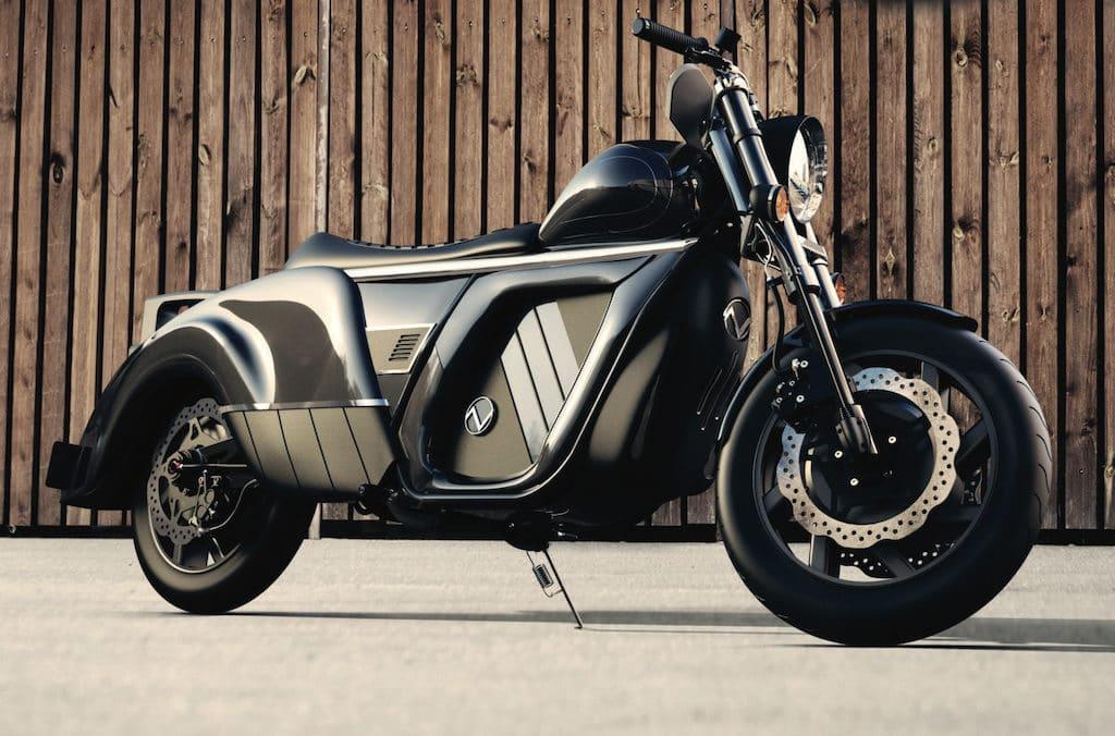 V2 EC Zaiser E-Motorrad