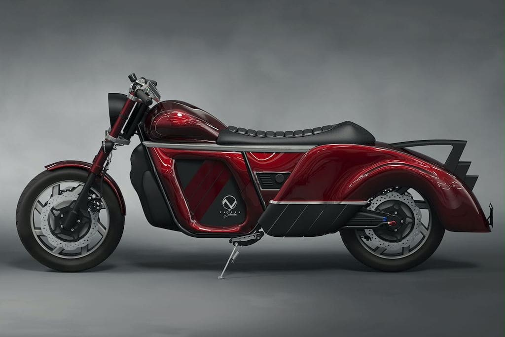 Zaiser Electrocycle Motorrad