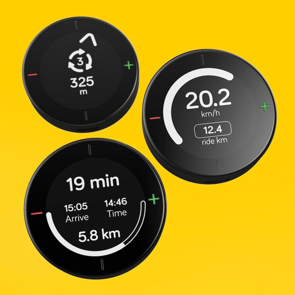 Beeline Velo 2: Bike-Navigator und Tracker