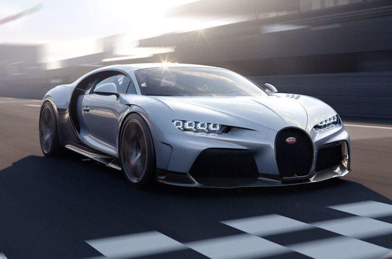 Bugatti Chiron Super Sport Hypercar