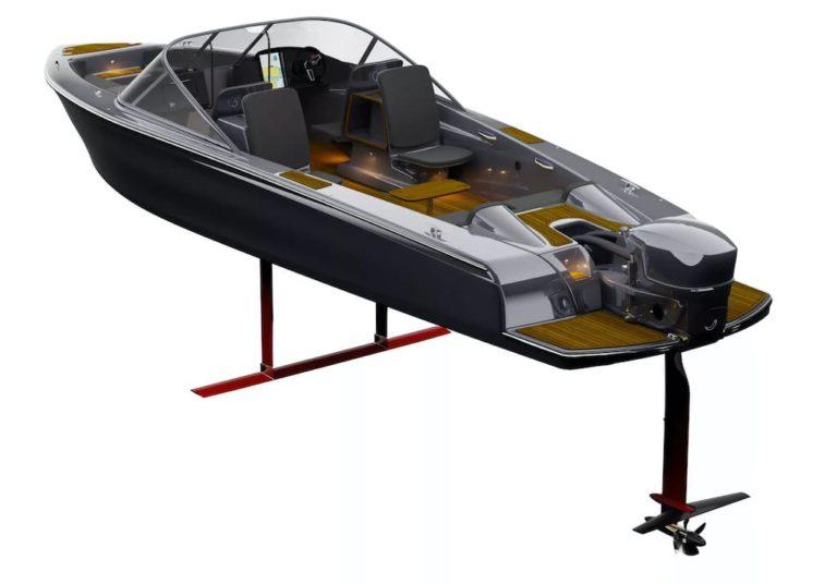 Das Elektro-Boot Candela C-7