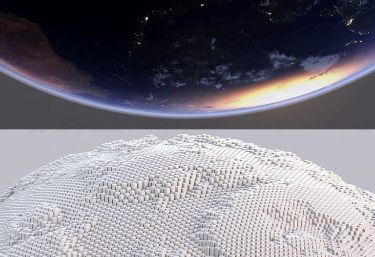 Die virtuelle Welt Earth 2