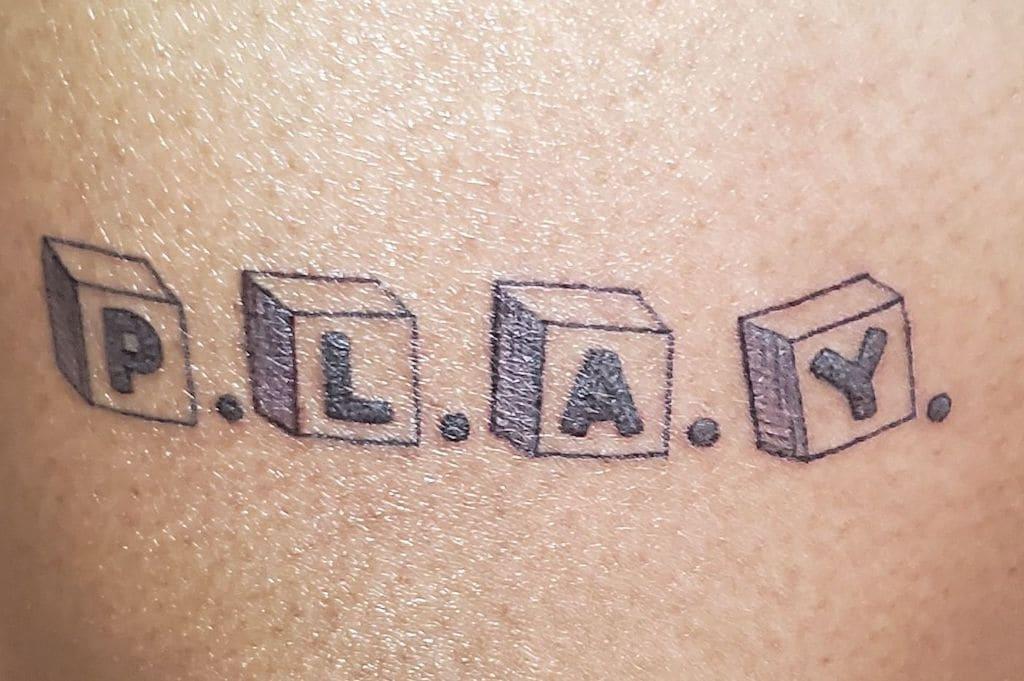 Ephemeral Tattoo PLAY