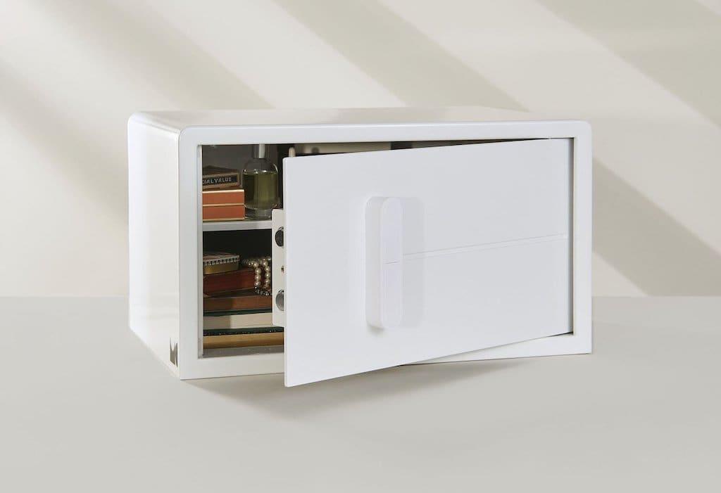 iCube Safe in Weiss