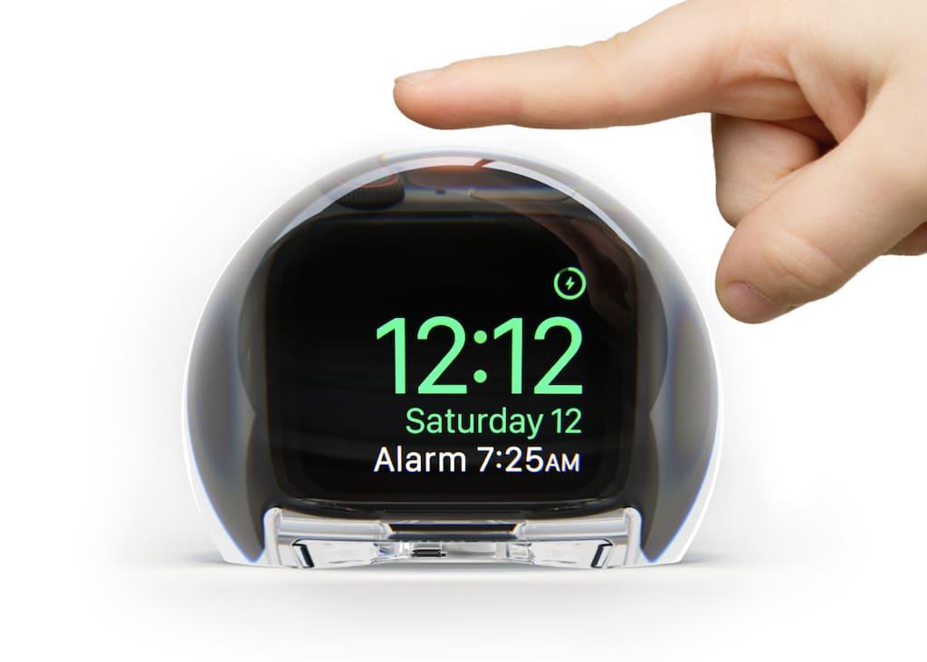 Innovative Wecker-Idee für die Watch von Apple