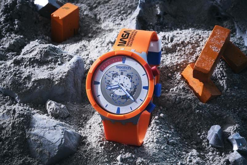 LAUNCH Swatch aus Space Kollektion 2021