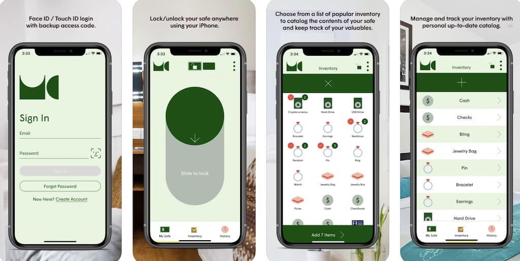 iCube App für iOS
