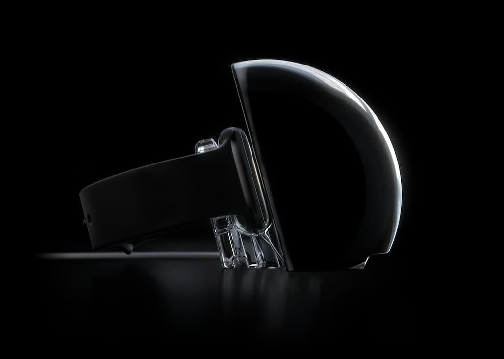 NightWatch & Apple Watch Seitenansicht