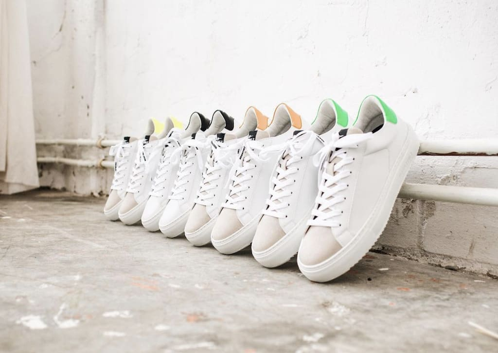 Noanymlz Sneaker Auswahl