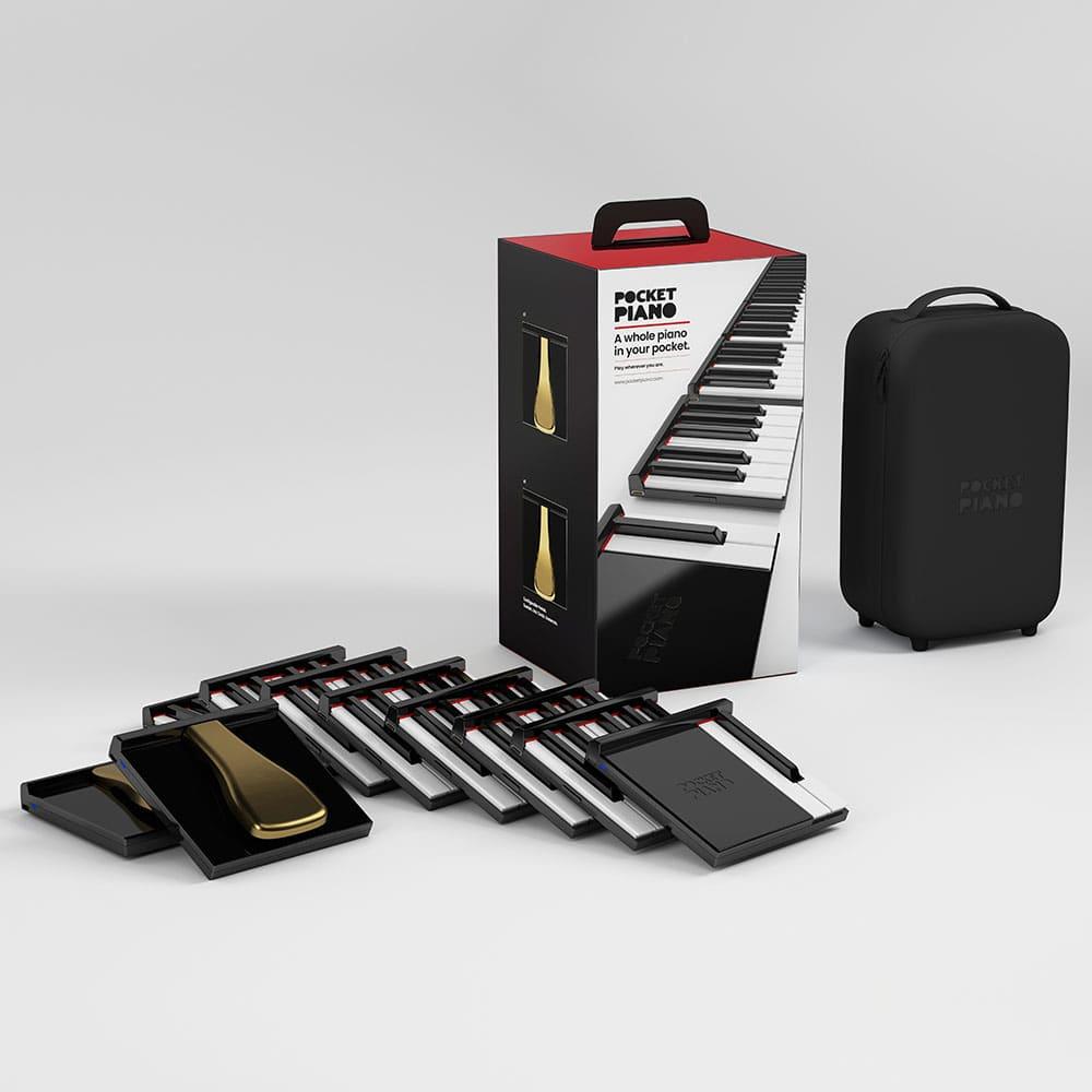 PocketPiano One - Verpackung & Inhalt
