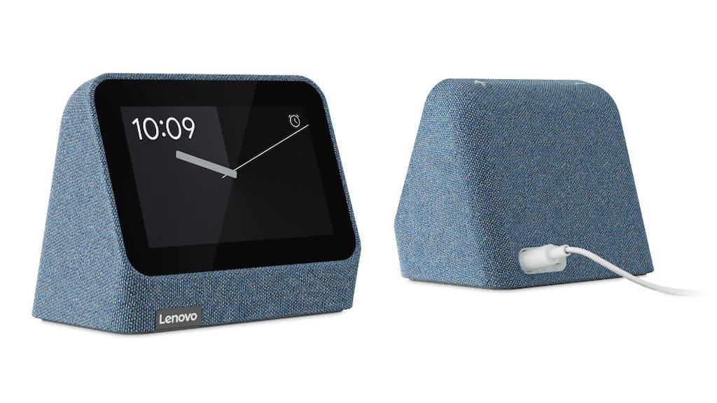 Nachttischuhr Smart Clock 2 von Lenova