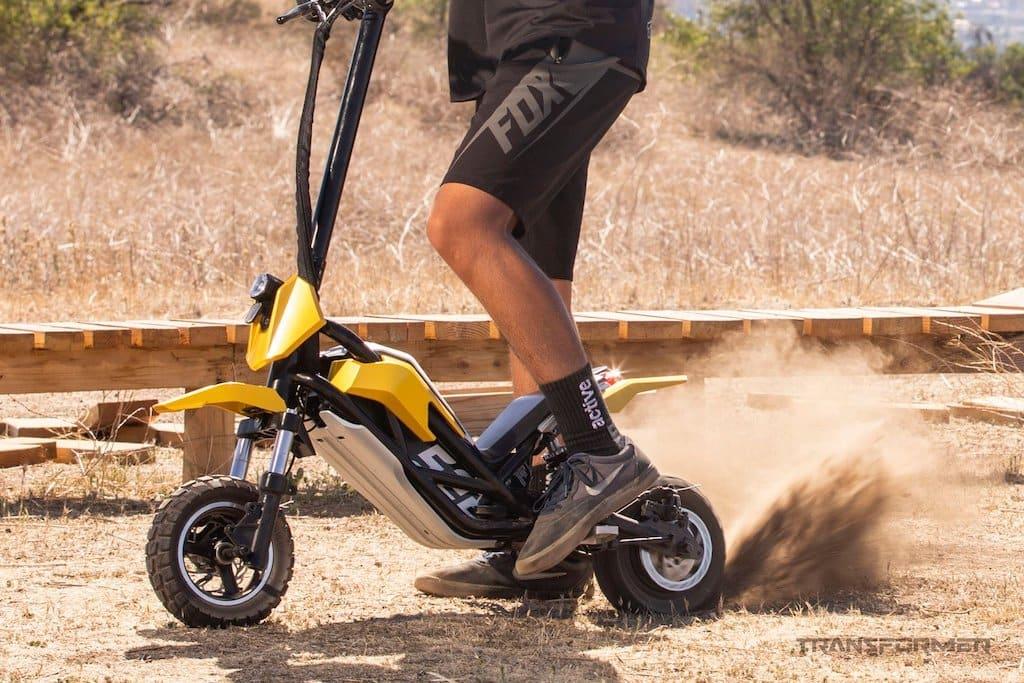 Splach Transformer E-Scooter