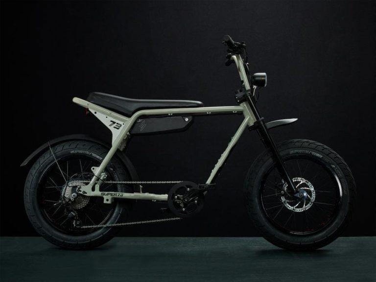 SUPER73-ZX Moon Rock E-Bike