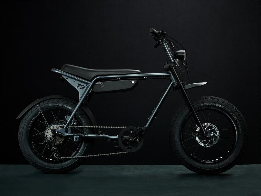 SUPER73-ZX Storm Grey E-Bike