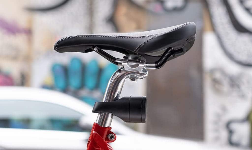 Curve Fahrradlicht & GPS Tracker von Vodafone