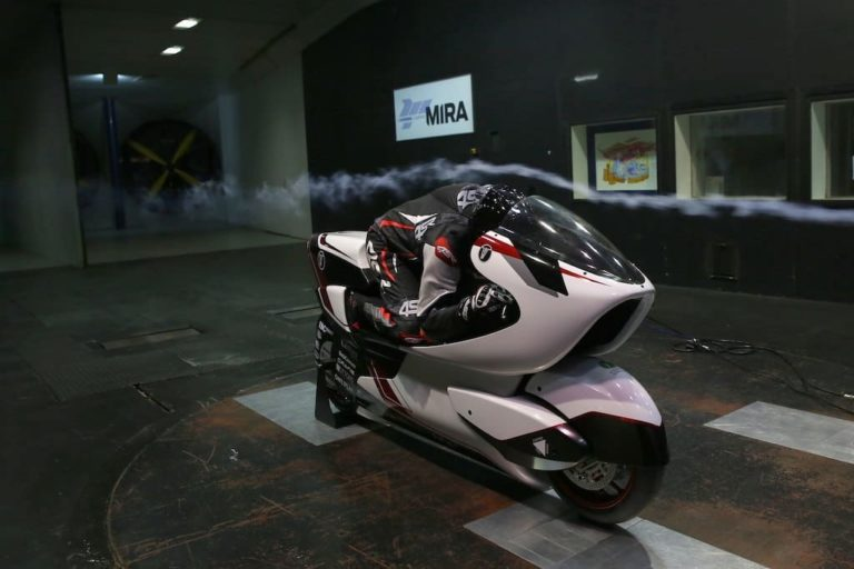 E-Motorrad WMC250EV von White Motorcycle Concepts