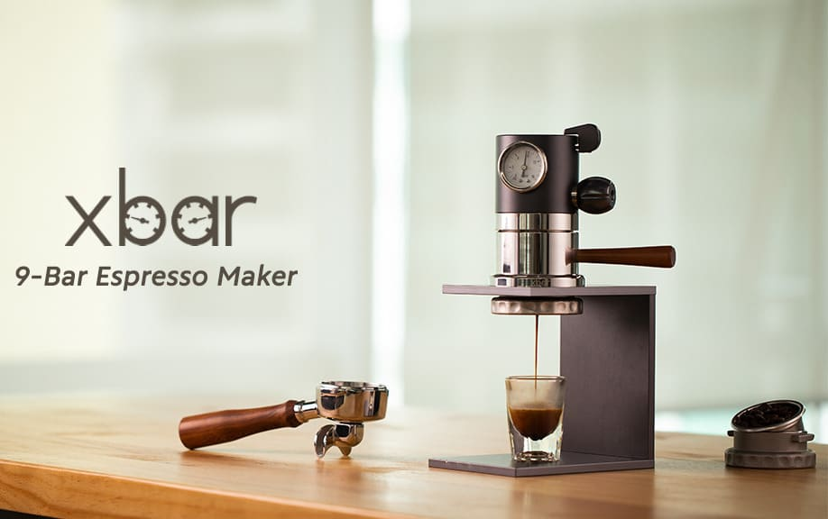 Xbar 9 bar Espresso-Maschine