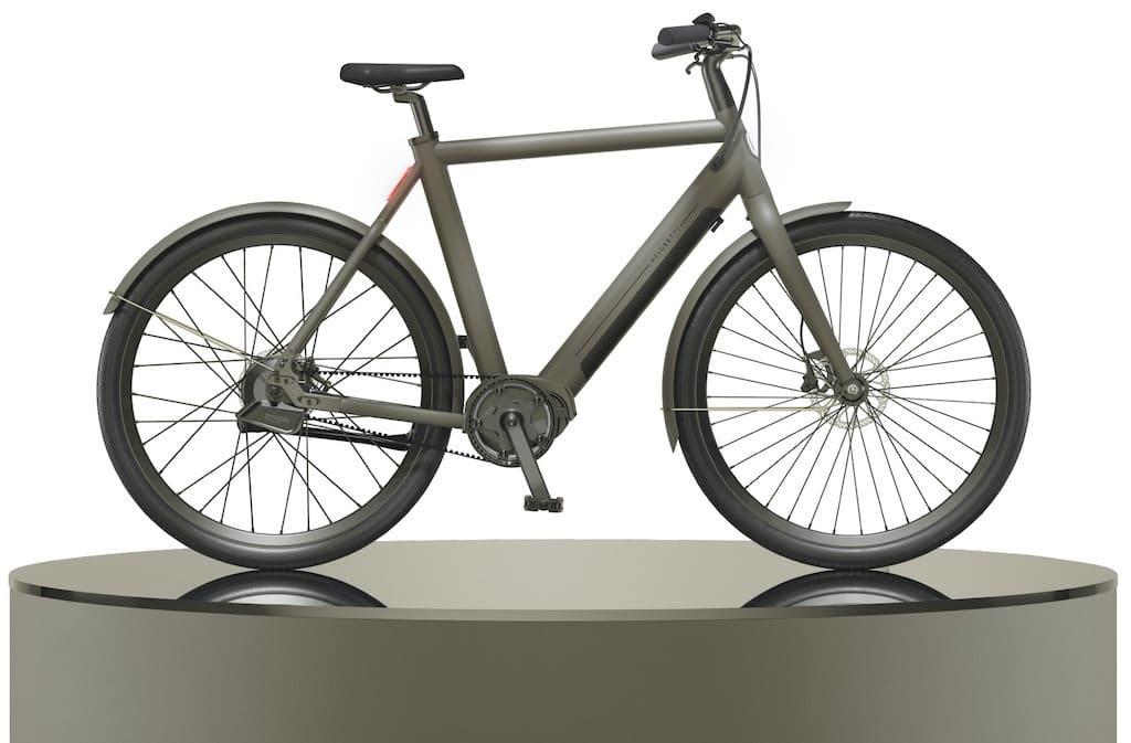 Ace Graphite E-Bike von Veloretti