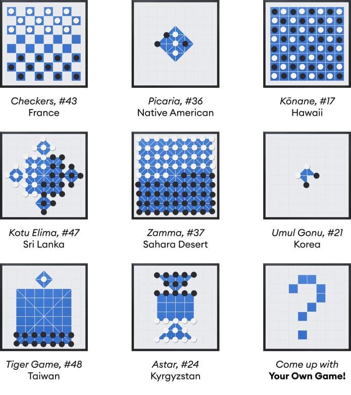 BoardMaster - Auswahl an Spielen