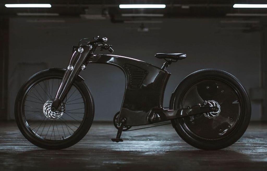Crowncruiser E-Bike