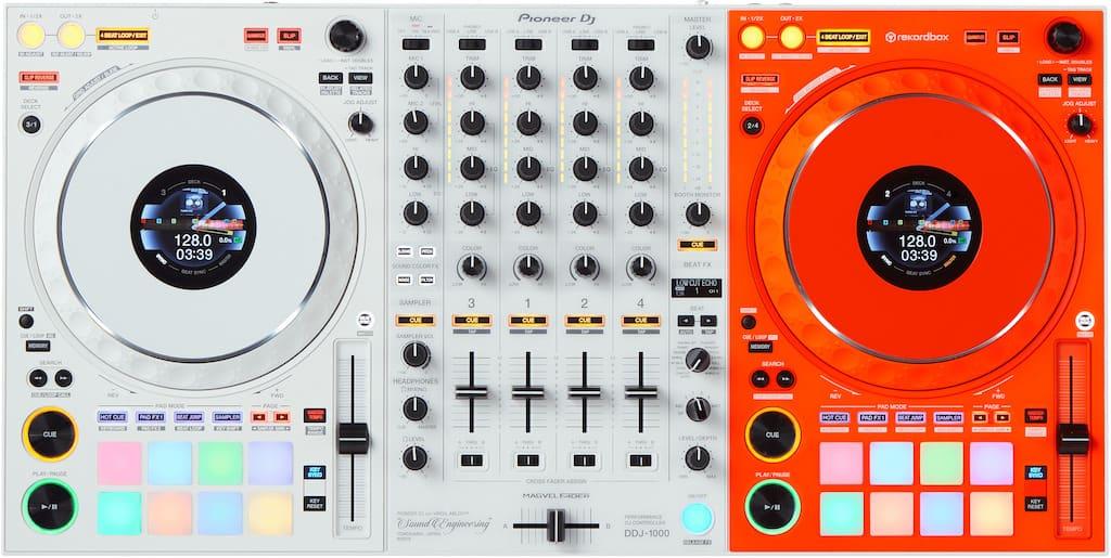 DDJ-1000 DJ-Controller Off-White Edition
