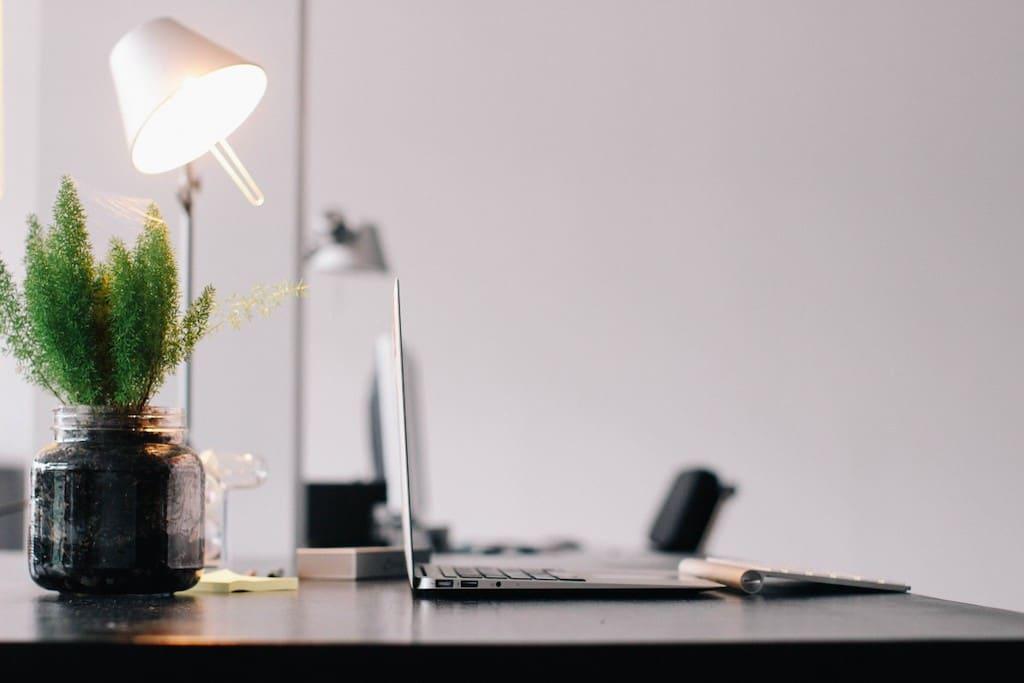 Green Office Beispielphoto