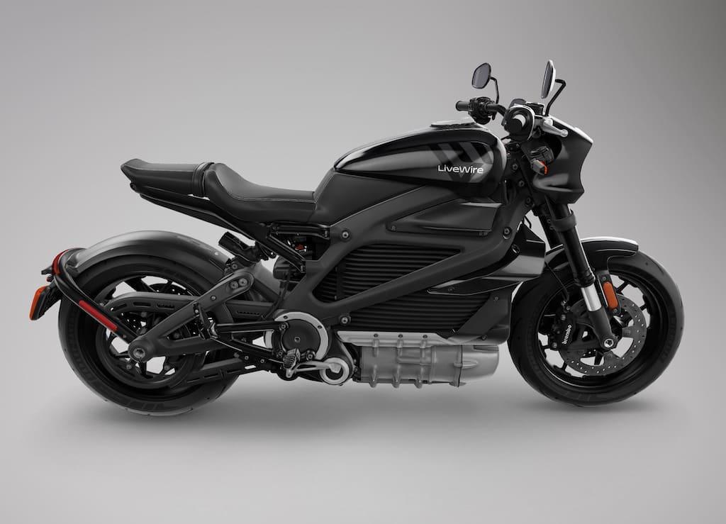 LiveWire ONE E-Motorrad